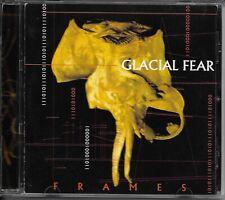 GLACIAL FEAR-FRAMES-CD-technical-death-thrash-metal-desecration-voivod-schizo