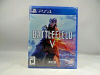 Battlefield V  (PlayStation 4, EA, 2018) *NEW*