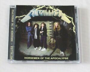 Super RARE Demos '82-83 METALLICA CD ~ HORSEMEN Of APOCALYPSE with CLIFF BURTON