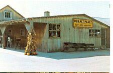 GENEVA,INDIANA-AMISHVILLE USA-OLD SHED-DER ALT PLATZ-(STORE-321)