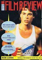 ROB LOWE / KIM BASINGER / SAM SHEPARD Film Review Jul 1986