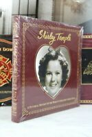 SHIRLEY TEMPLE Pictorial History- Easton Press - - SEALED w/ BOX