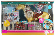 2004 Cali Girl Barbie doll's Pacifica horse NRFB