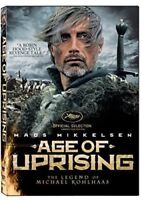 Age of Uprising: The Legend of Michael Kohlhaas [New DVD] Subtitled