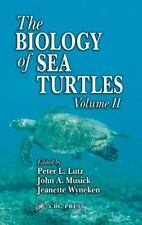 The Biology of Sea Turtles, Volume II-ExLibrary
