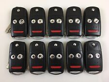 LOT OF 10 ACURA MDX RDX 07-13 FLIP KEY LESS ENTRY REMOTE SWITCHBLADE ORIGINAL US