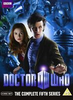 Doctor Who - Series 5 - Completo (DVD 3D Cubierta 6-Disc) Fifth 5th Season 5