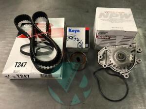 Gates T247 Timing Belt Kit / Combo 94-01 Acura Integra GSR / Type R  B18C All