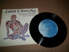 "INKER & HAMILTON RARE 7"" PS 45 1984 THE MIND AND THE BODY ROOFTOP HORIZONS NM"