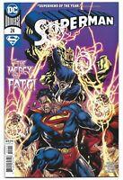 Superman #24 2020 Unread Ivan Reis Main Cover DC Comics Brian Michael Bendis