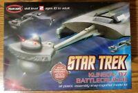STAR TREK POLAR LIGHTS MODEL KLINGON D7 BATTLECRUISER 1st Release HTF 2009 Issue
