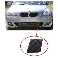 BMW 5 E60 E61 2003-2010 M SPORT FRONT BUMPER LOWER LEFT MESH GRILL TRIM