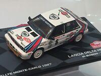 DECALS 1//43 REF 1884 LANCIA DELTA BIASION RALLYE MONTE CARLO 1991 WRC RALLY