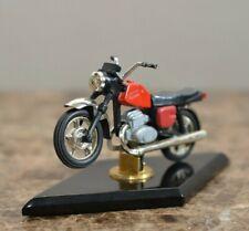 MOTORCYCLE IZH JUPITER 5 SCALE MODEL 1:43 MADE IN USSR 1970/80 ИЖ ЮПИТЕР 5 СССР