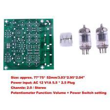 6J1 DIY Tube Amplifier AMP Pre-Amplifier Board Module Board Headphone Buffer Kit