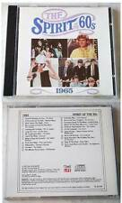THE SPIRIT OF THE 60´s 1965 Jonathan King, Them, Fortunes. 1990 Time Life CD TOP