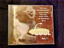 Forever Soul Vol 1 by Various Artists NEW CD Factory Sealed