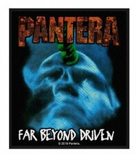 PANTERA - Far Beyond Driven Patch Aufnäher 10x8,5cm