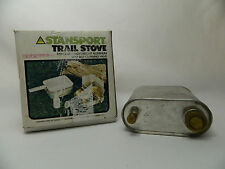 VTG STANSPORT TRAIL STOVE KIT 237 + GAS CAN Hiking Backpacking Camping Fishing
