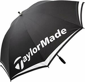 "TaylorMade Single Canopy 60"" Golf Umbrella - Manual Open - 100% Nylon"