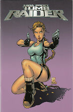 "TOMB RAIDER # 18 METALLIC-VARIANT - COMIC ACTION 2006 - ""PP 29/55"" - TOP"