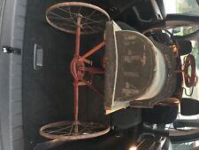 voiture a pédales début 1900 à restaurer