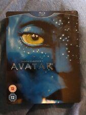 Avatar - STEELBOOK - BLU RAY