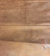 SALE Copper Leather Hide Lambskin Fabric Metallic Upholstery Craft Material 420