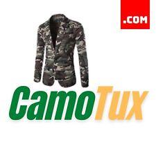 CamoTux.com - 7 Letter Short Domain Name - Brandable Catchy Domain .COM Dynadot