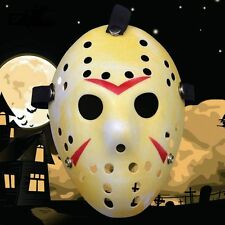 New Jason vs Freddy The 13th Prop Horror Hockey Costume Cosplay Halloween Mask