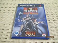 Hunter THE RECKONING WAYWARD per PlayStation 2 ps2 PS 2 * OVP *