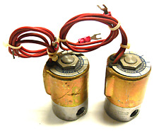 LOT OF 2 PETER PAUL 22Z05880GM SOLENOID VALVE