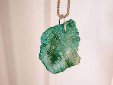 Modeschmuck-Halsketten & -Anhänger aus gemischten Metallen mit Kristall