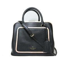 NWT KATE SPADE NEW YORK Ward Place Evangelie Shoulder Bag Black WKRU5500