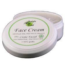 Aloe Vera/Royal Jelly Face Cream Moisturising Paraben-free NATURALLY ALOE VERA