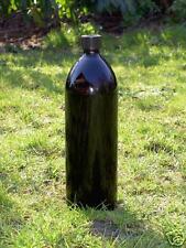 Miron Bio Violettglas Wasserflasche  mit Deckel 1.000 ml (Mironglas)