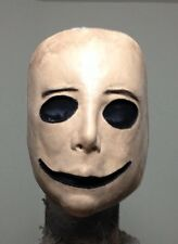 Freaky Skin Face mask Clown Prop Replica Halloween jason freddy Creepy