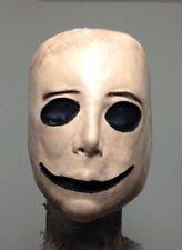 Freaky Skin Face mask Clown Prop Replica Halloween jason freddy Creepy