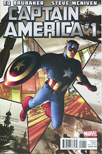 Captain America #1-19 (NM/MT 1st Prints) (Complete 2011 Series) Brubaker