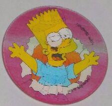 1996 The Simpsons Magic Motion Tazo #164 Bart Simpson