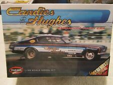 POLAR LIGHTS CANDIES AND HUGHES BARRACUDA FUNNY CAR 1/25