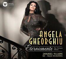 ETERNAMENTE - GHEORGHIU,ANGELA/CALLEJA,JOSEPH/VILLAUME,E./+ CD NEU