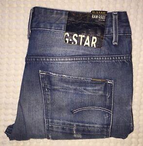 g-star jeans Uomo Tg 46