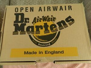 Unisex DR. MARTENS AIR WAIR Bark Grizzly interwoven Vamp sandals 43/10-11