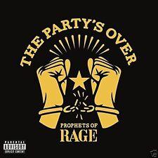 CD de musique rock rap sans compilation
