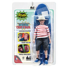 Batman 66 Classic TV Show Mego Style 8 Inch Figures Surfing Series: Chief O'Hara