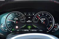 BMW M5 F90 TACHO KOMBIINSTRUMENT CLUSTER 6WB  HUD  330km/h  G01 G11 G02 G30 G32