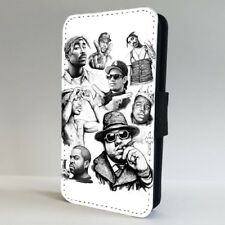 Biggie Eazy E Ice Cube NWA Legends FLIP PHONE CASE COVER for IPHONE SAMSUNG
