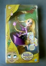Hasbro Disney Tangled the Series Rapunzel Adventure Doll Bendable Braid 10""