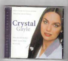 (HW319) Crystal Gayle, Country Legends - 1999 CD